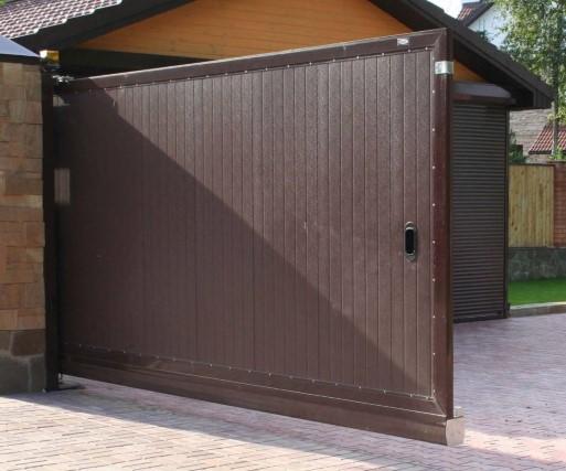 Уплотнитель для ворот гаража в Софрино